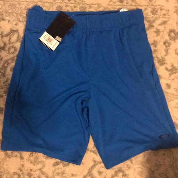 e3e5492b86 Oakley Knit Training Shorts NWT